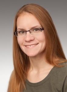 Jana Benli lässt sich zur Kauffrau für Büromanagement ausbilden.