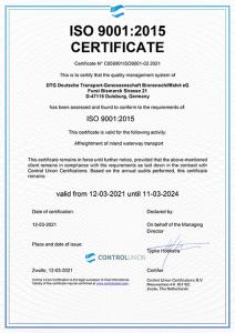 DTG_Certificaat_ISO9001_2021